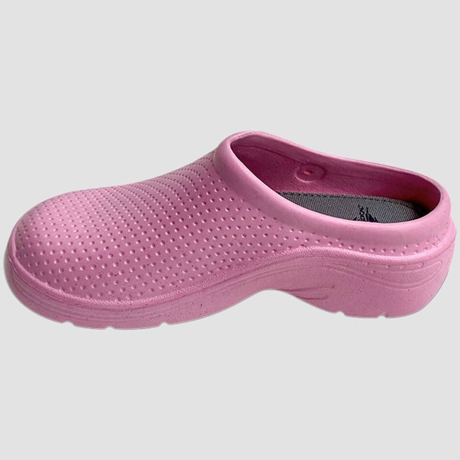 Surgical Clogs: Pink0