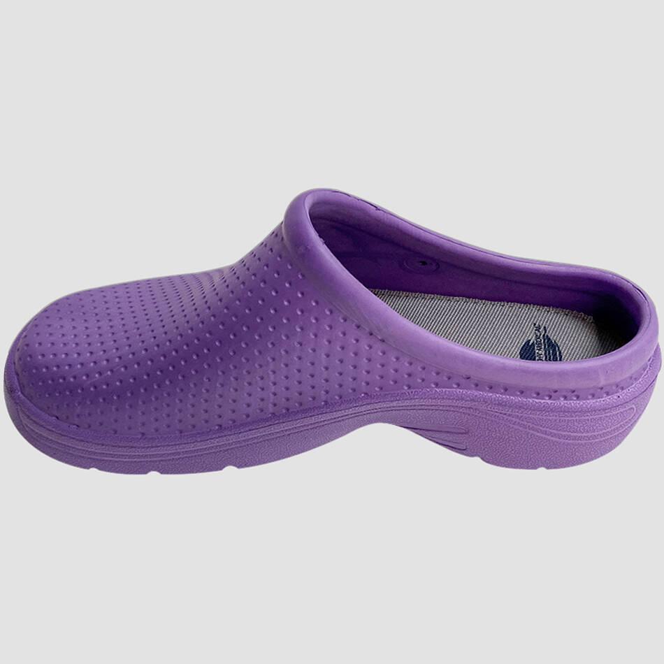 Surgical Clogs:Purple0