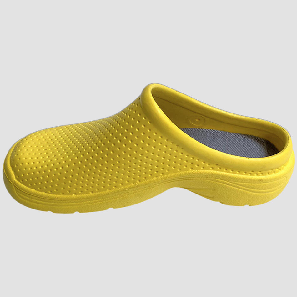 Surgical Clogs:Yellow0